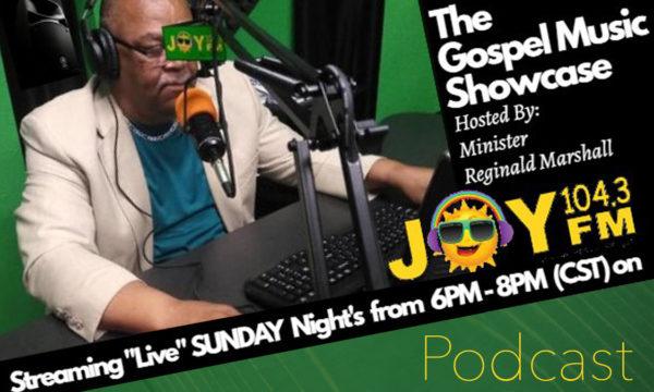 The Gospel Music Showcase Episode 8 - S1 Image